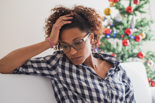 how to battle depression during the holidays